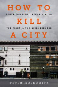 Book cover for How to Kill a City