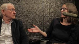 Gordon Hyatt and Susanne Schindler in conversation