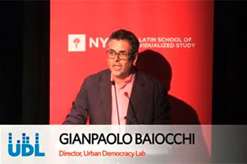 "Link to video of ""The Progressive Mayor? Bill de Blasio So Far"" event"