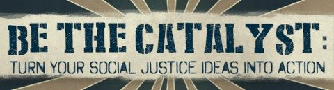 banner for Be the Catalyst event