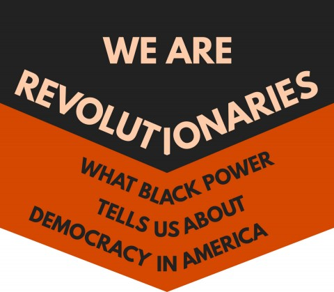 Logo for We Are Revolutionaries: What Black Power Tells Us About Democracy in America