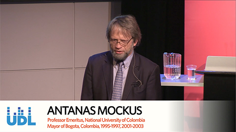 """Link to video of Antanas Mocku's remarks at """"The Right to Have Rights: Citizenship Culture and the Future of Cities"""" event"""
