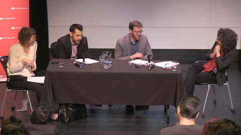 "Link to video of discussion and audience questions from ""Infrastructures of Resilience and Their Discontents"" event"