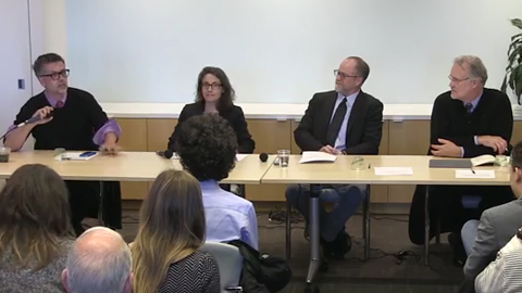 """Link to video of """"Globalizing Knowledge: Intellectuals, Universities, and Publics in Transformation"""" event"""