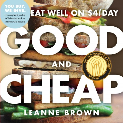 Cover of Good and Cheap book