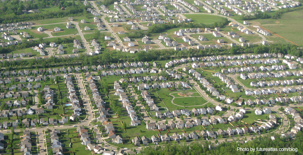 Greening Cities Outside the Central City: Green Urbanism in the Global Suburb