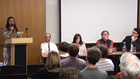 "Link to video of ""Landscapes of Creative Destruction -- Regenerating the Postindustrial City"" event"