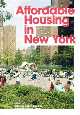 "Book cover for ""Affordable Housing in New York"""