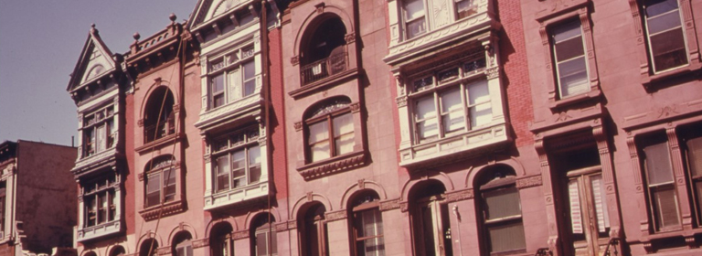 """""""Brownstone Brooklyn: Pioneers in the Gentrification Movement"""" at Brooklyn Historical Society"""
