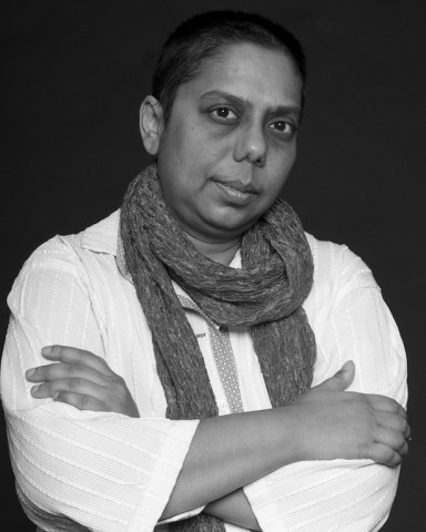 Portrait of Ruchira Gupta