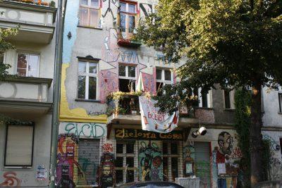 Berlin squat