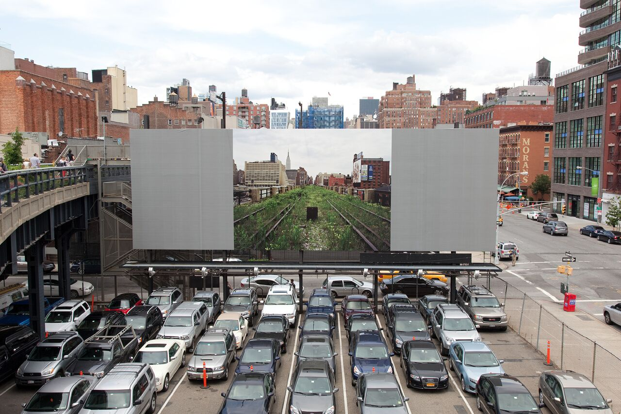 After-Effects of the High Line