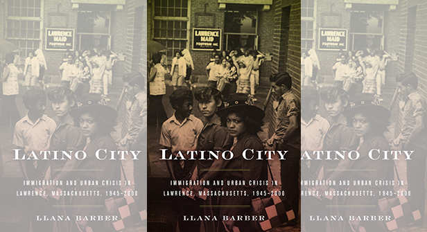 Book cover for Latino City