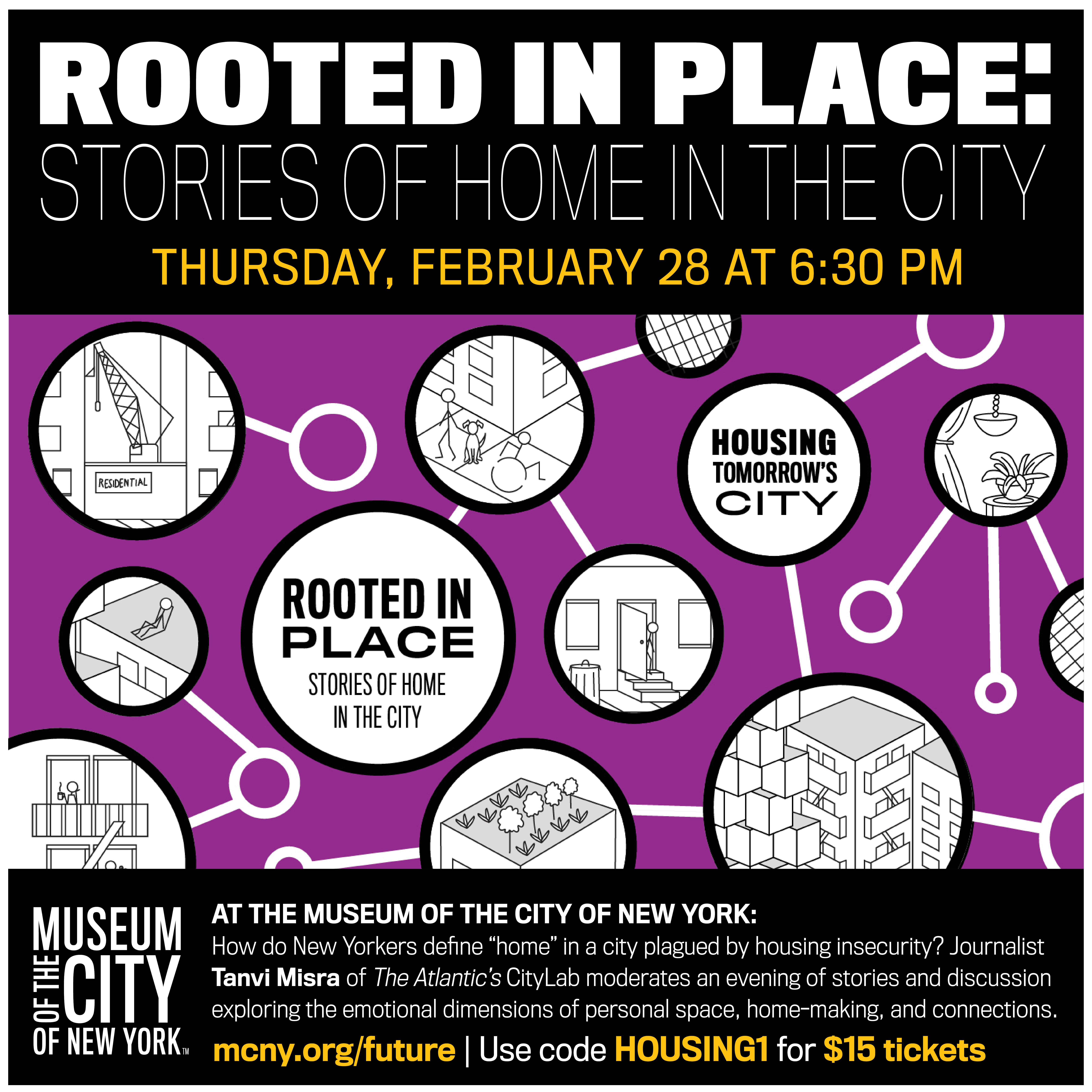 Rooted in Place: Stories of Home in the City