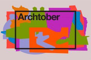 Archtober logo